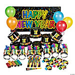 Glow-in-the-Dark New Year's Party Pack For 25