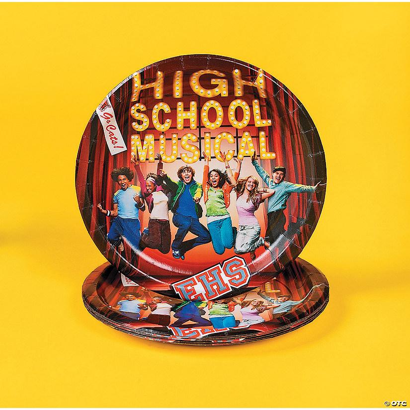 High School Musical Dinner Plates & High School Musical Dinner Plates - Discontinued