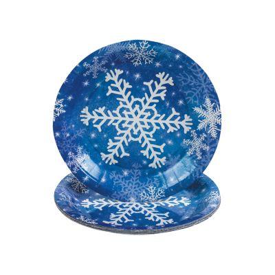 Tableware  sc 1 st  Oriental Trading & Snowflake Products Snowflake Supplies Snowflake Theme
