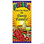 Personalized Fiesta Sombrero Door Cover