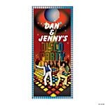 Personalized Disco Party Door Cover