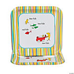 Dr. Seuss™ Baby Shower Square Dinner Plates