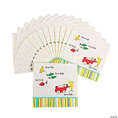 Dr. Seuss™ Baby Shower Lunch Napkins