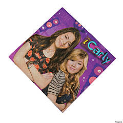 iCarly™ Luncheon Napkins