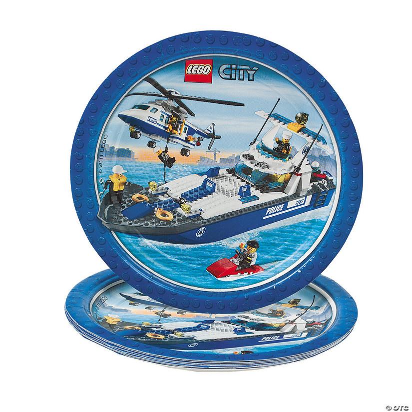 sc 1 st  Oriental Trading & Lego® City Dessert Plates - Discontinued