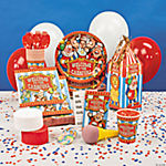 Under-The-Big-Top Deluxe Party Pack