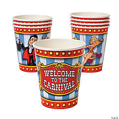 Under the Big Top Cups
