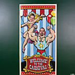 Big Top Photo Door Banner