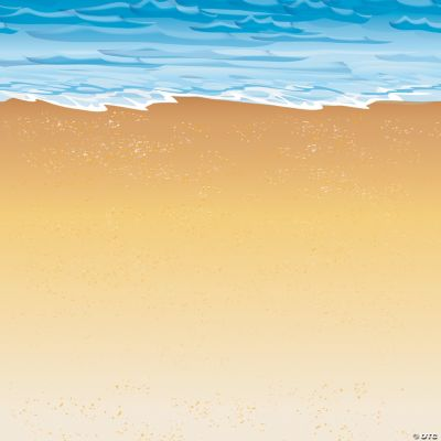 Design-A-Room Luau Beach Background