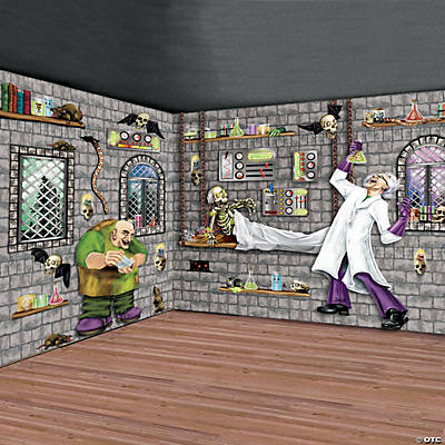 Design-A-Room Mad Scientist Pack