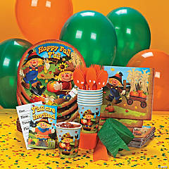 Harvest Hoedown Party Supplies