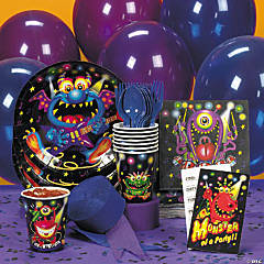 Monster Bash Party Supplies