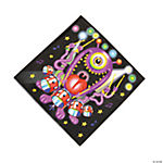 Monster Bash Luncheon Napkins