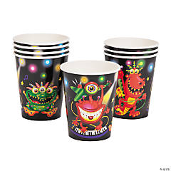 Monster Bash Cups