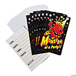 Monster Bash Invitations