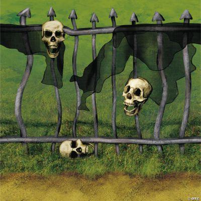 Design-A-Room Fence Background