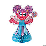 Abby Cadabby Honeycomb Centerpiece