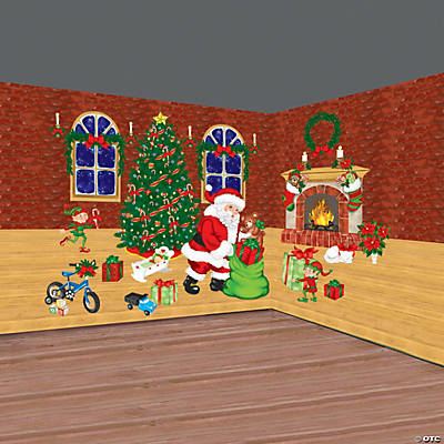 Design-A-Room Santa Pack