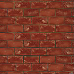 Design-A-Room Brick Wall Background