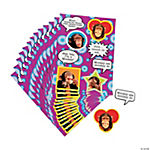 Monkey Sticker Sheets