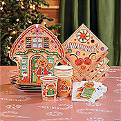 Candytown Tableware & Invitations
