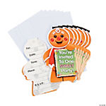 Candytown Invitations