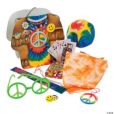 '60s Groovy Filled Treat Bags