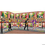 Mardi Gras Design-A-Room Street Background