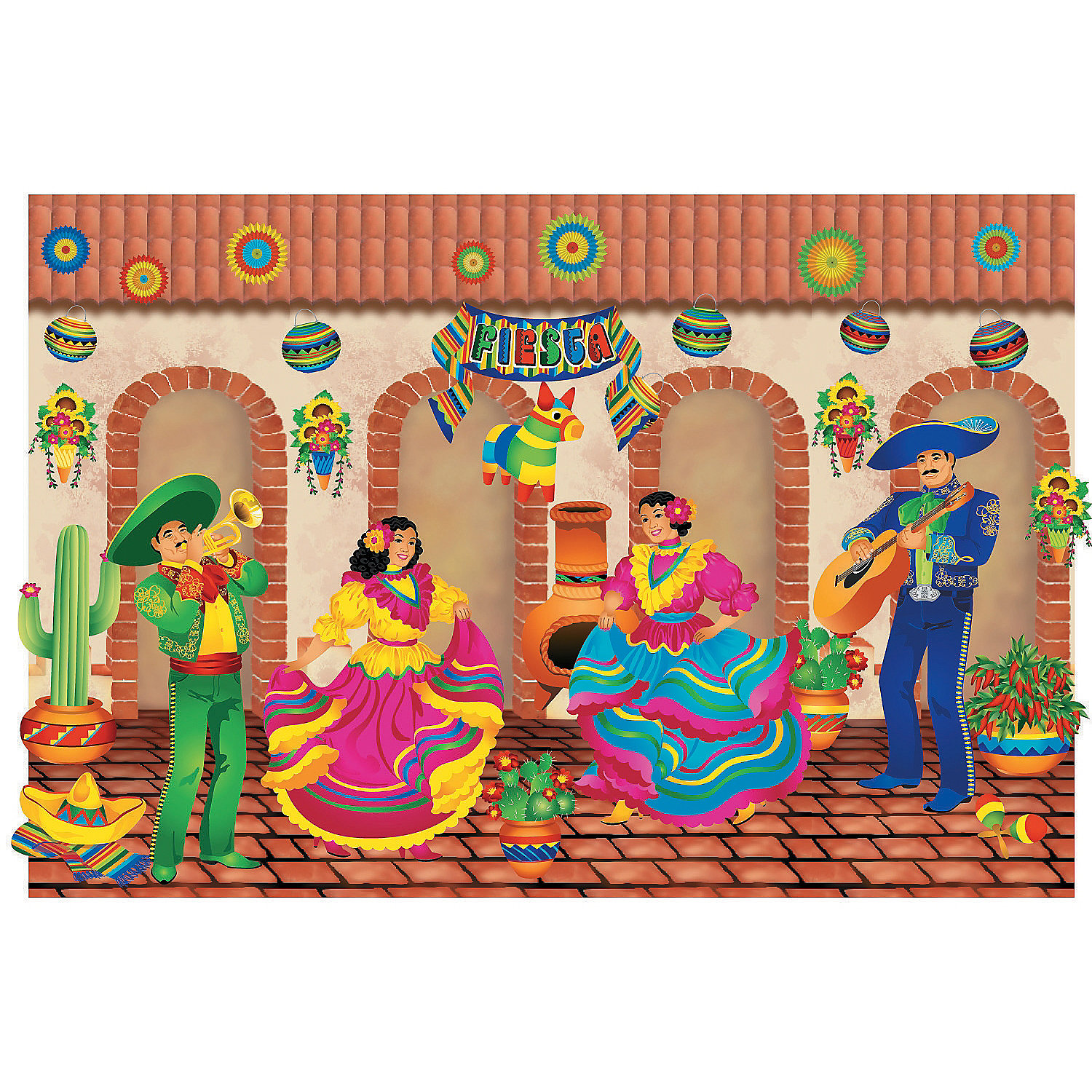 How To Decorate Mexican Style