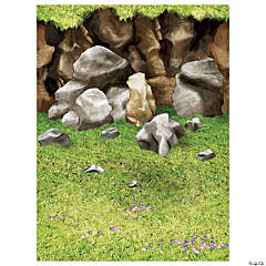 Resurrection Design-A-Room Rock Background