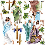 Resurrection Design-A-Room Jesus Set