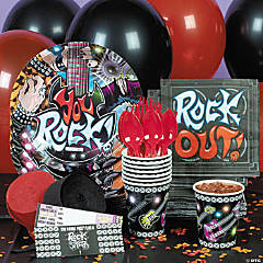 Rock Star Basic Party Pack