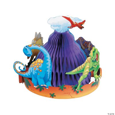 Dino-Mite Centerpiece