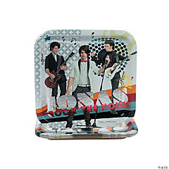 Jonas Rock The House Dinner Plates