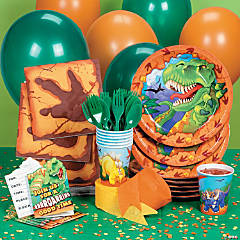 Dino-Mite Basic Party Pack