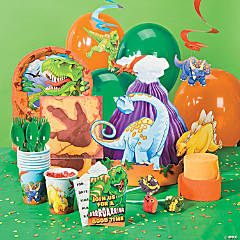 Dino-Mite Deluxe Party Pack