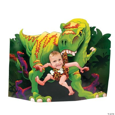 Dino-Mite Cutout Photo Stand-Up