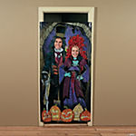 Haunted Mansion Photo Door Banner