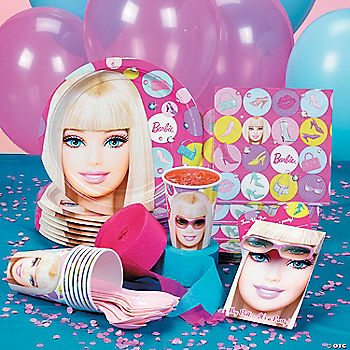Barbie™ All Doll'd Up Basic Party Pack