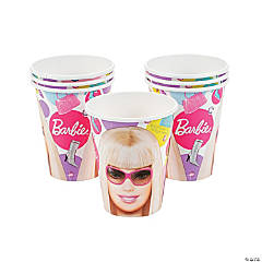 Barbie™ All Doll'd Up 9 oz. Cups