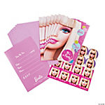 Barbie™ All Doll'd Up Invitations