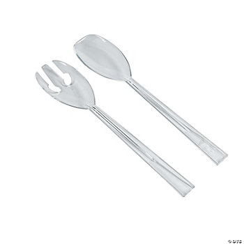 Fork & Spoon Serving Set