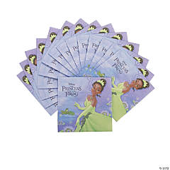 The Princess and the Frog Luncheon Napkins