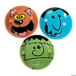 """Boo Bunch"" Halloween Dessert Plates"