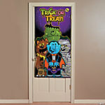 """Boo Bunch"" Door Cover"