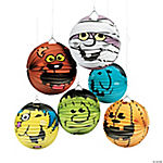 """Boo Bunch"" Halloween Lanterns"