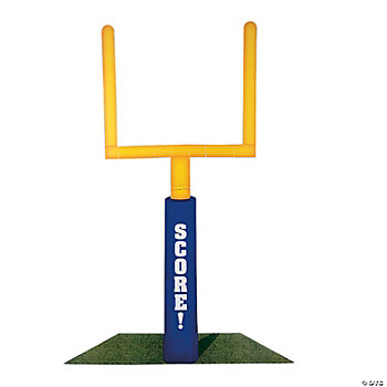 Football Goal Post Decoration