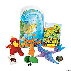Dino-Mite Filled Treat Bag
