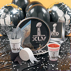 Super Bowl XLV Party Theme