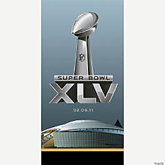 Super Bowl XLV Table Cover